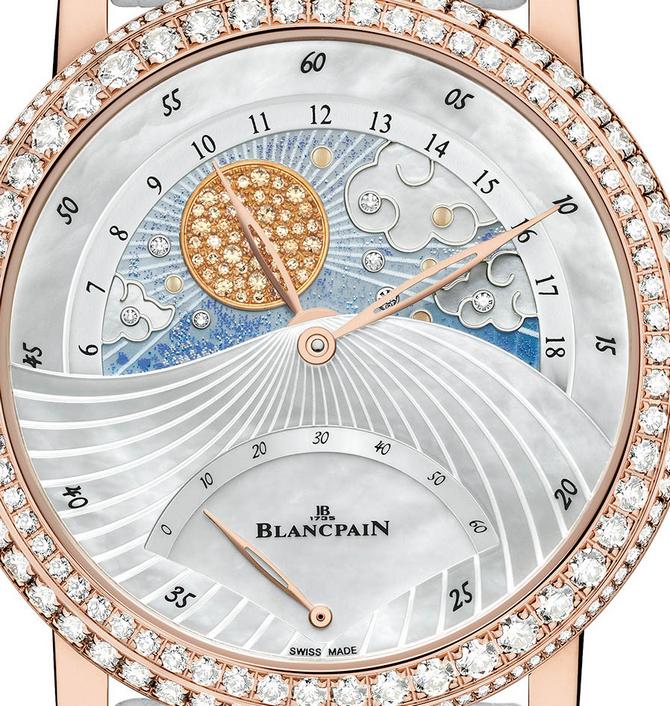 Luxusní hodinky Blancpain Jour Nuit