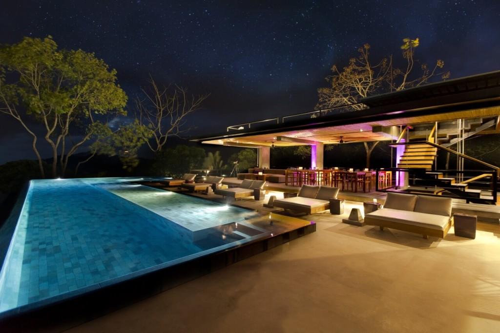 Luxusní dovolená Kura Design Villa