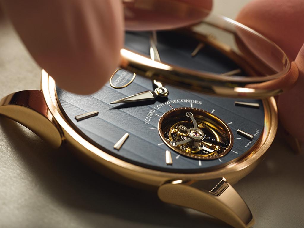 Luxusní hodinky Tonda 1950 Tourbillon