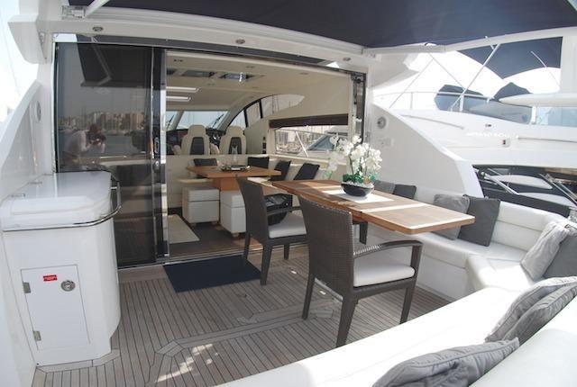 Luxusní jachta Sunseeker Predator 64 k prodeji