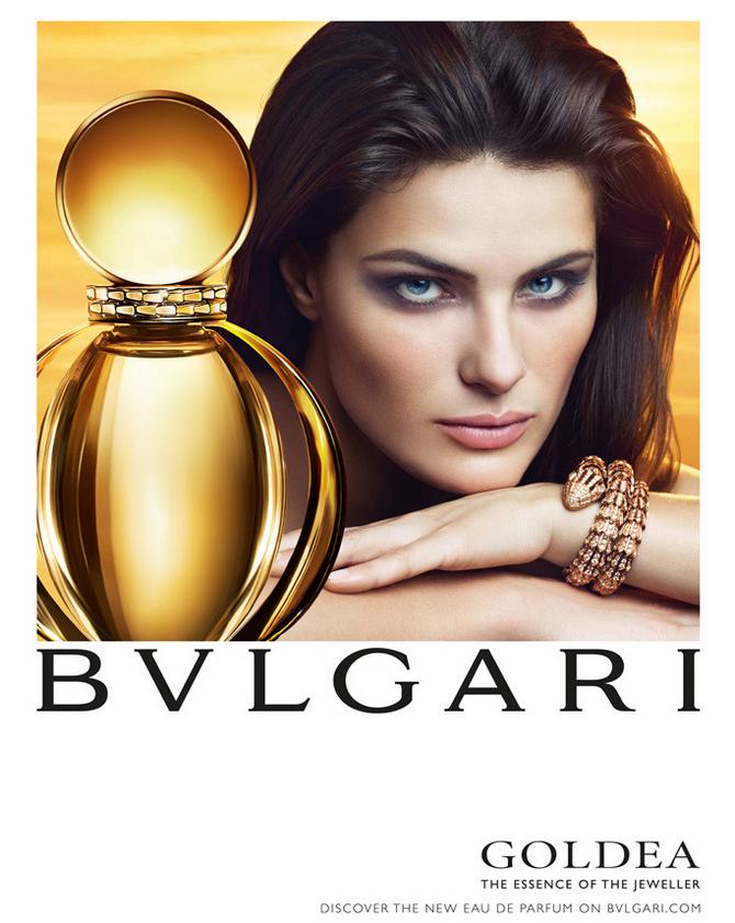 Luxusní parfém BVLGARI Goldea