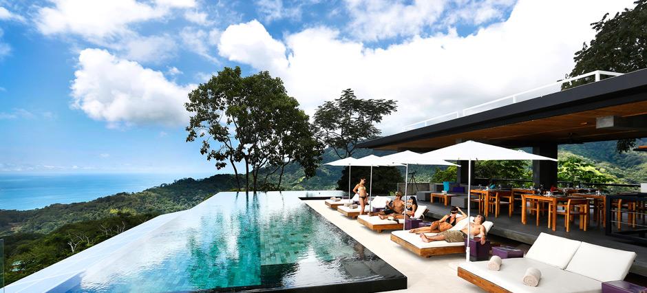 Luxusni bazen Kura Design Villa