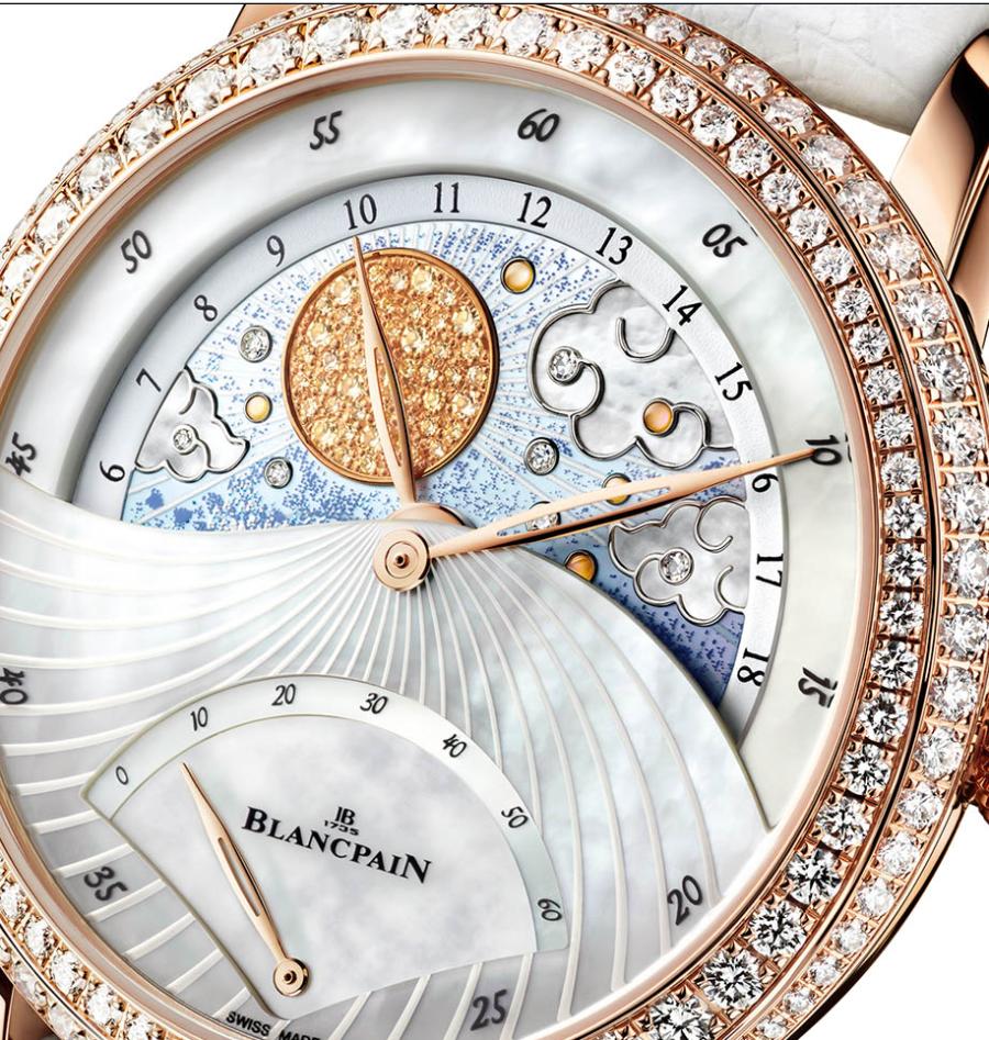 Luxusni damske hodinky Blancpain Jour Nuit