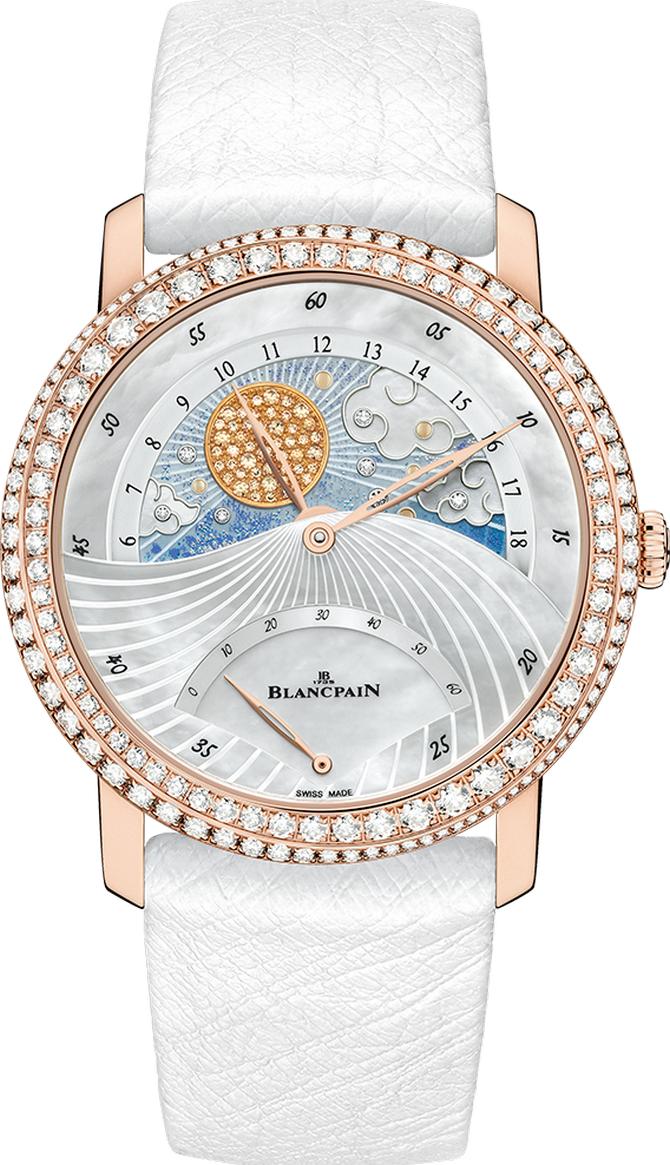 Luxusni hodinky Blancpain Jour Nuit