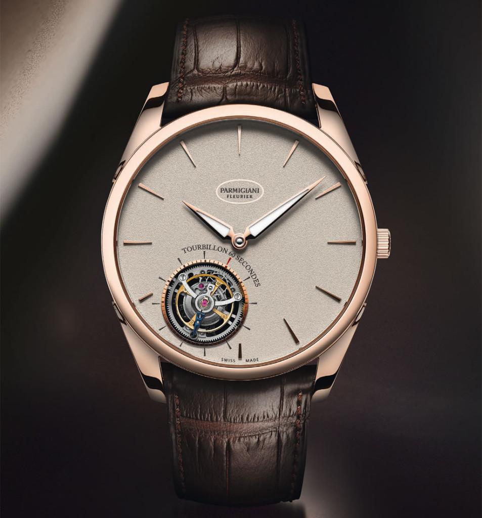 Luxusni hodinky Parmigiani Fleurier Tonda 1950 Tourbillon