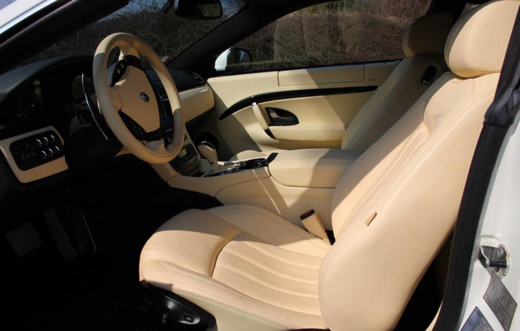 Maserati GranTurismo S k prodeji