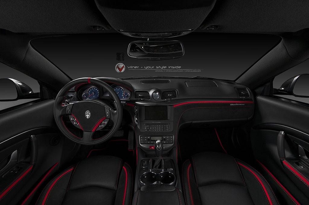 Maserati GranTurismo - Vilner