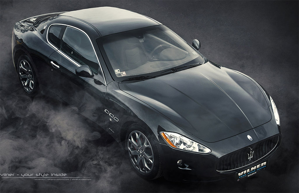 Nový interiér pro Maserati GranTurismo