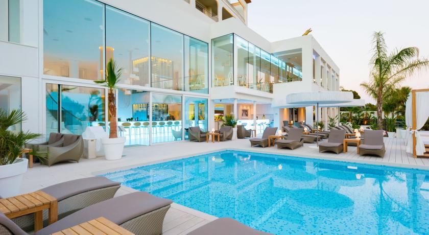 Portals Hills Boutique Hotel – luxusní bazén