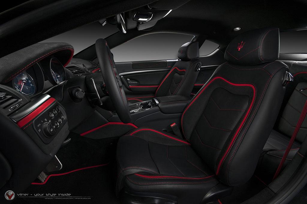 Vilner Maserati GranTurismo