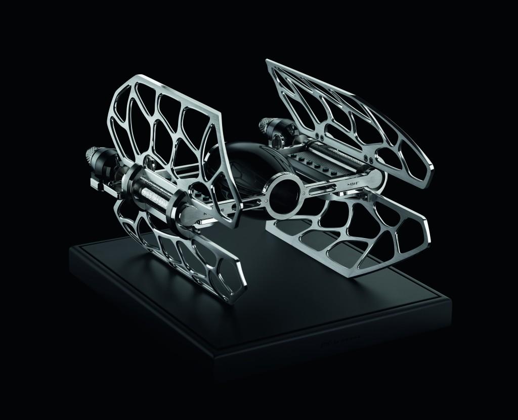 luxusní hodinky MB&F