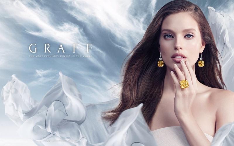 žluté diamanty Graff Diamonds