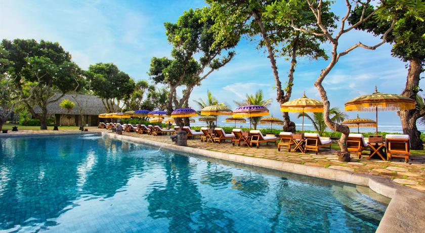 Dovolená na Bali