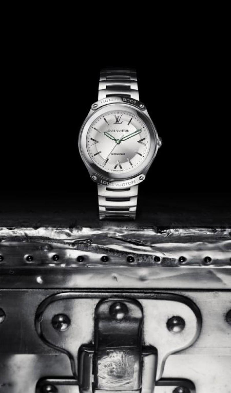 ... Hodinky Louis Vuitton - LV Fifty Five Luxusní ... 4cbf2f58754