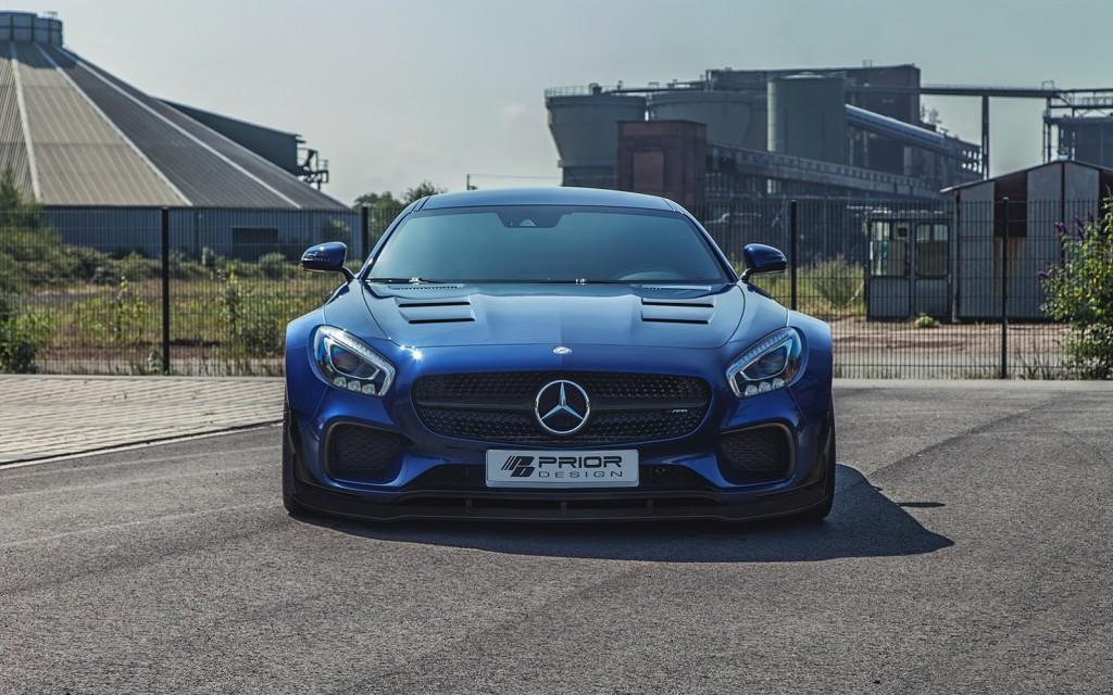 Luxusní Mercedes-AMG GT S Prior Design