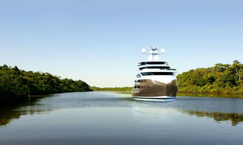 Luxusní jachta Sea Hawk