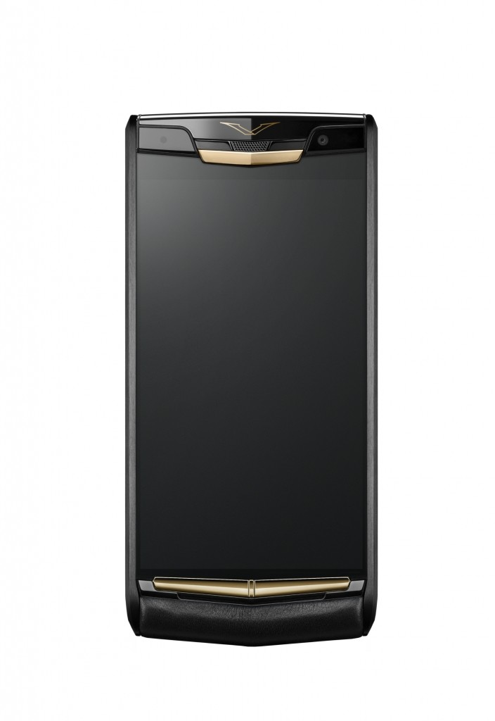 Luxusní smartphone Vertu