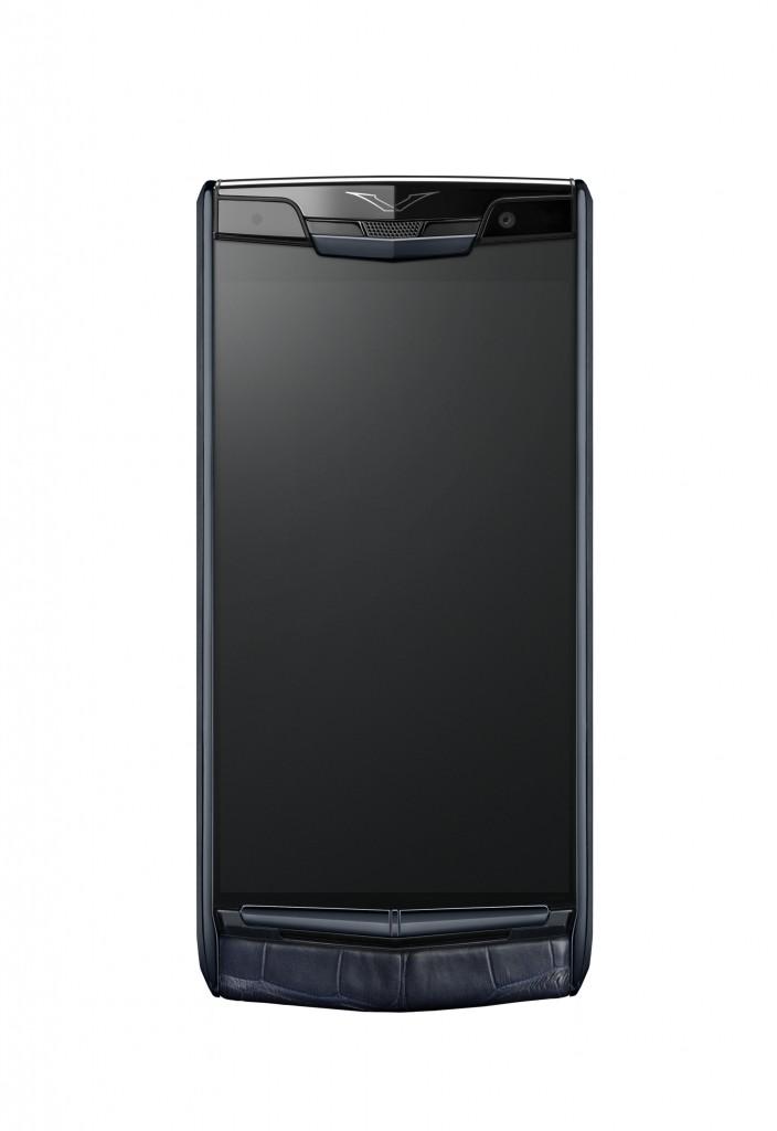 Luxusní smartphone Vertu Signature Touch