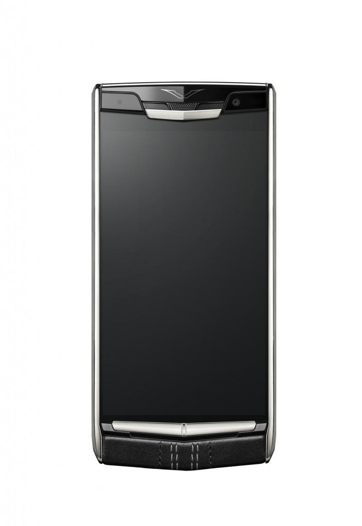 Luxusní telefon Vertu Signature Touch