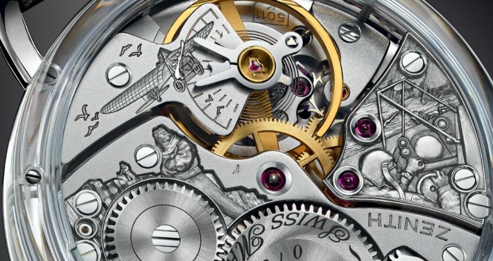 Luxusní hodinky Zenith - Pilot Type 20