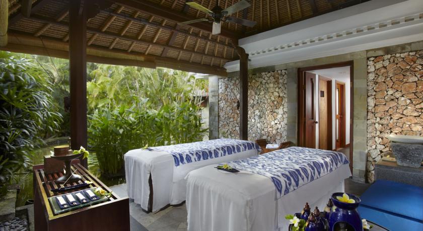 Luxusní masáže Bali - The Oberoi