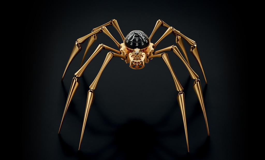 Luxusni hodiny MB&F Arachnophobia