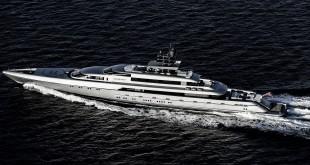 Nejrychlejší a největší luxusní jachta – Silver Fast by Silver Yachts