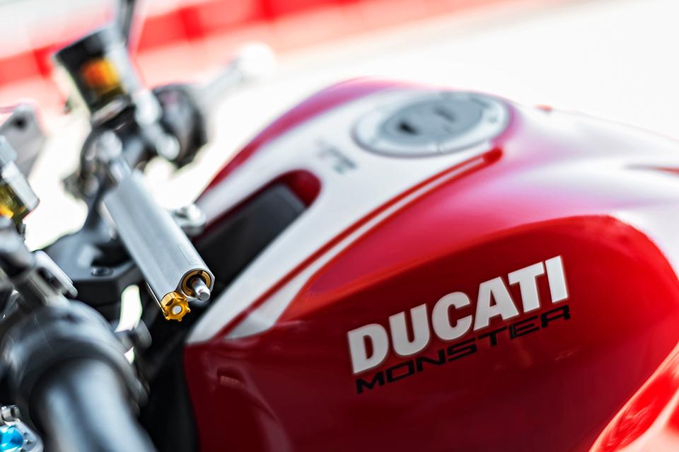 Nový luxusní Ducati Monster 1200 R