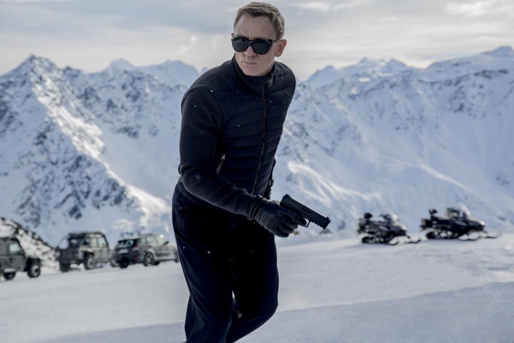 Oblečení Tom Ford pro Jamese Bonda