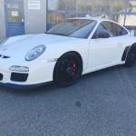 Porsche 911 997 GT3 Clubsport – r.v. 2009
