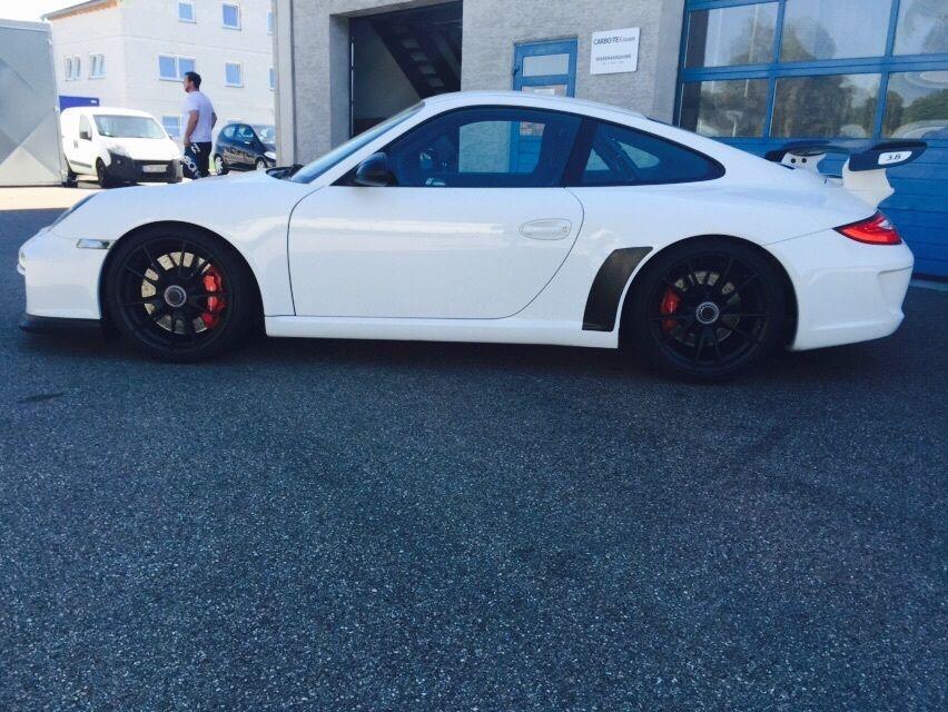 Porsche 911 GT3 na prodej