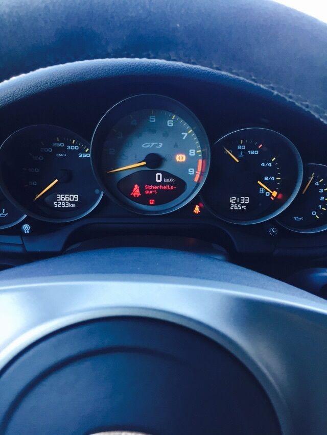 Porsche 911 GT3 prodej