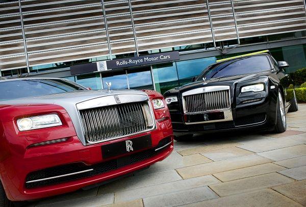 Rolls Royce Česká republika