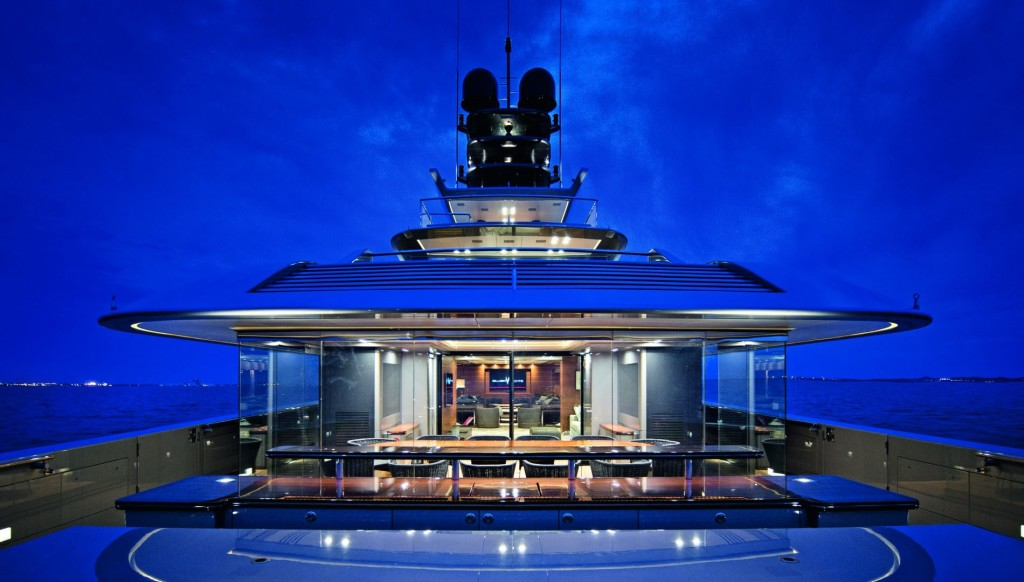 Silver Fast - luxusní jachta