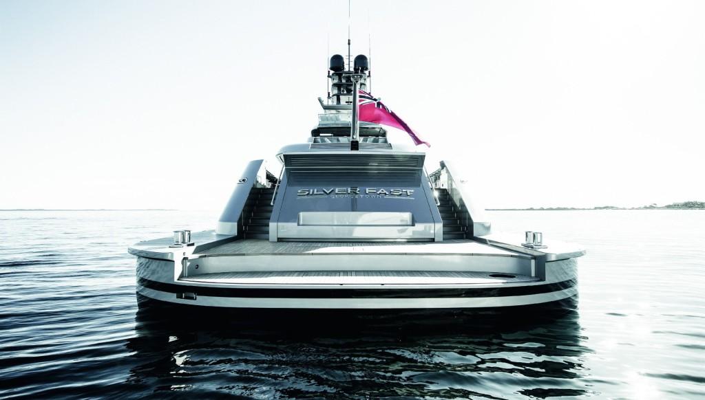 Silver Fast luxusní jachta