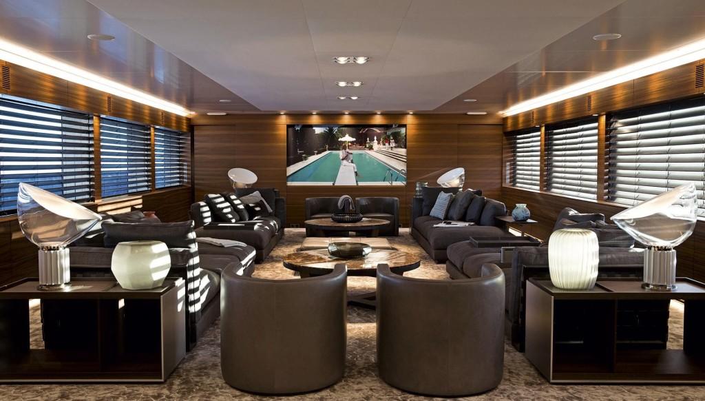 Silver Fast luxusni jachta
