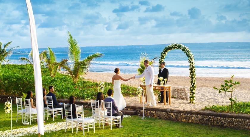 Svatební obřad Bali