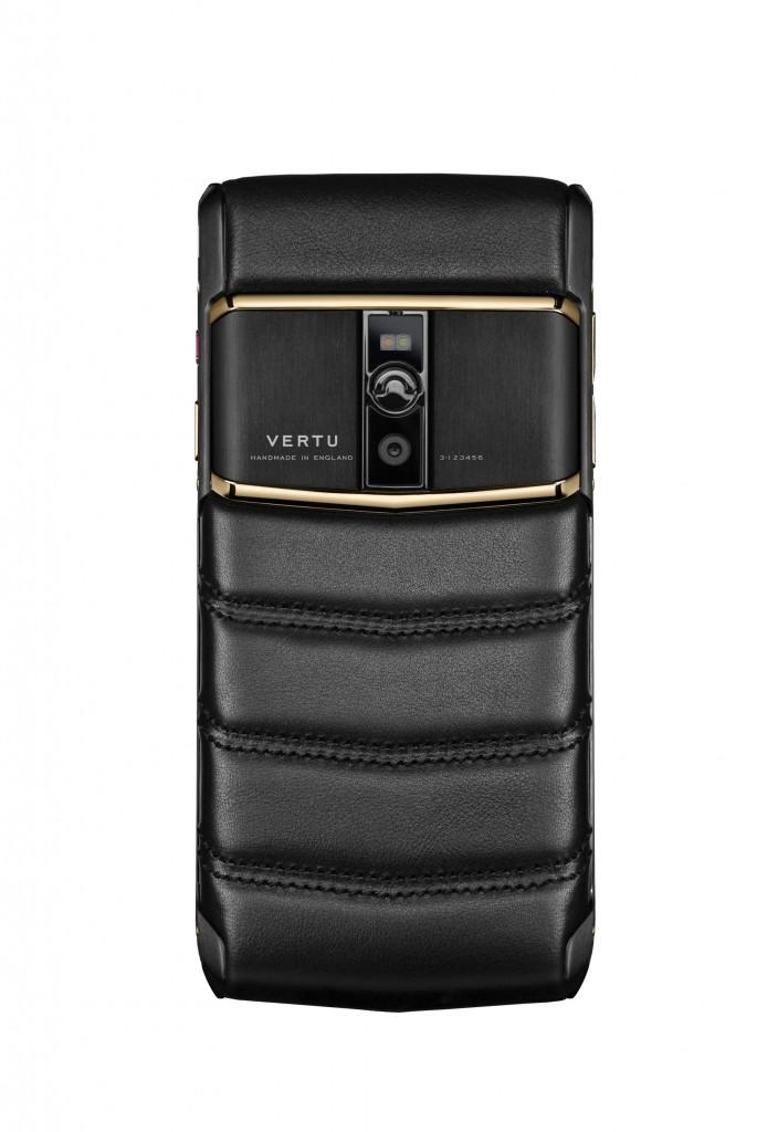 Vertu Signature Touch luxusní telefon