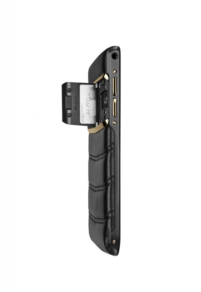 Vertu - luxusní smartphone Signature Touch