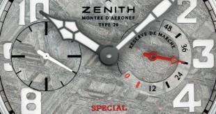Zenith Pilot Type 20 - Tribute to Louis Blériot