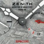 Zenith Pilot Type 20 – Tribute to Louis Blériot