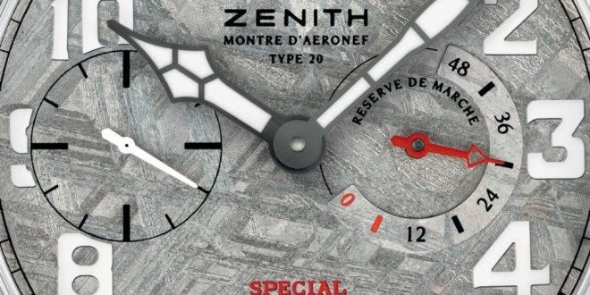 Zenith Pilot Type 20 - Tribute to Louis Blériot