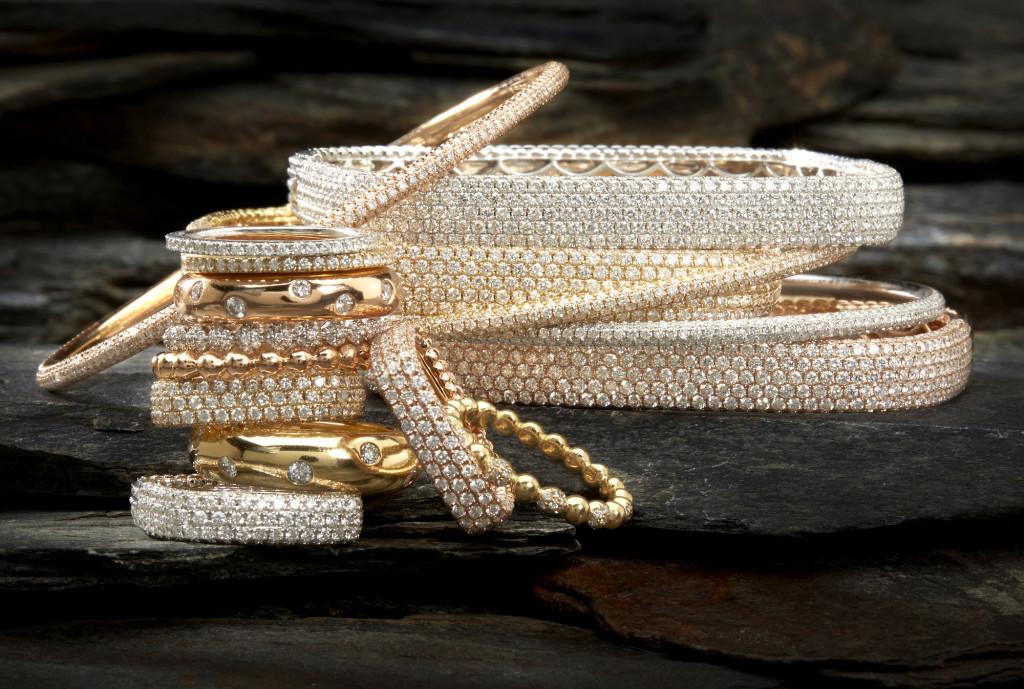 luxusní šperky Black, Starr & Frost