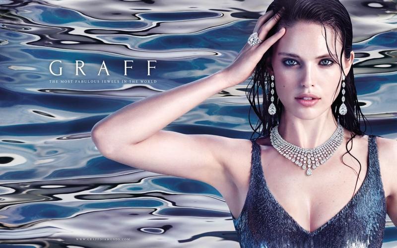 luxusní diamantové šperky Graff Diamonds