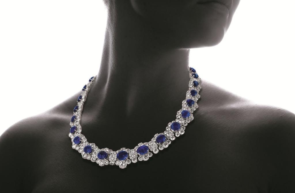 luxusní náhrdelník Empress