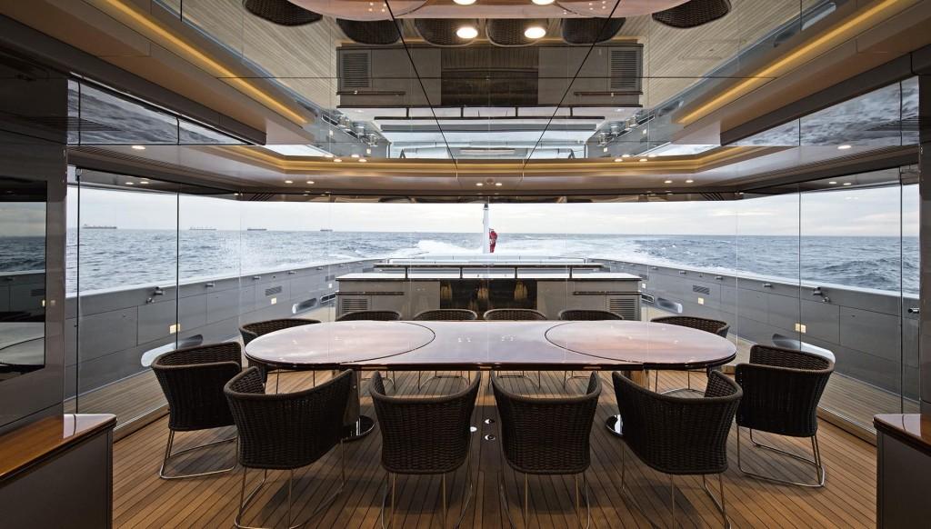 luxusni jachta - Silver Fast
