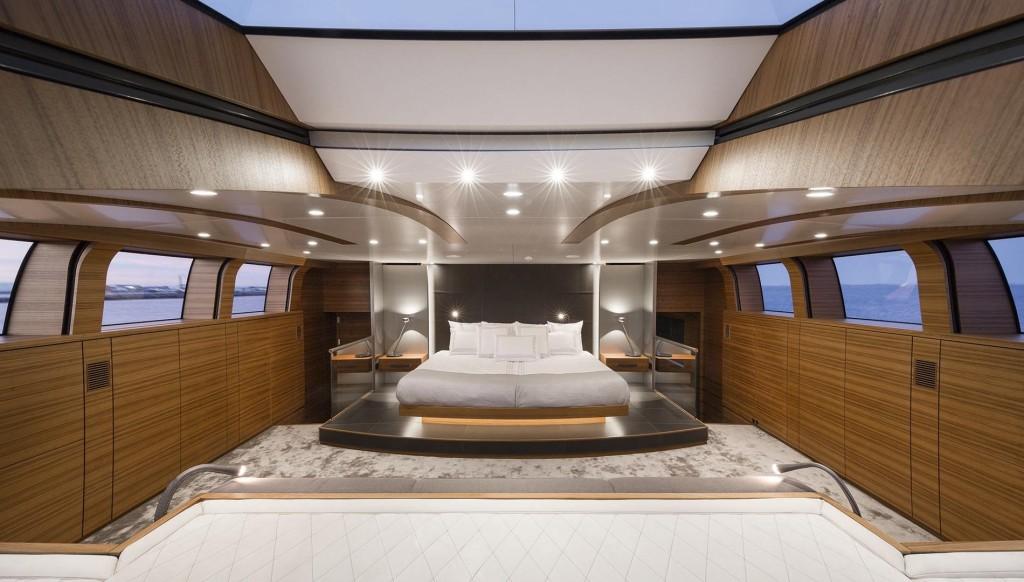 luxusni jachta Silver Fast