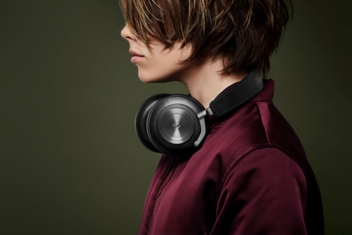 Luxusní bezdrátová sluchátka Bang Olufsen BeoPlay H7
