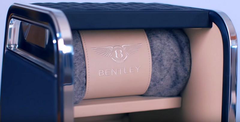 Luxusní pikniková sada Bentley - Linley Hamper Mulliner
