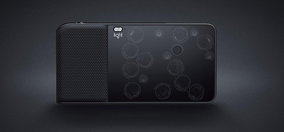 Luxusni fotoaparat Light L16 Camera